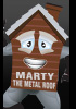 Marty the Metal Roof - Kids Corner of Fun